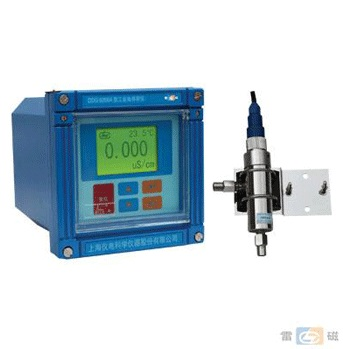 上海雷磁DDG-5205A型工业电导率仪_上海精密科学仪器有限公司