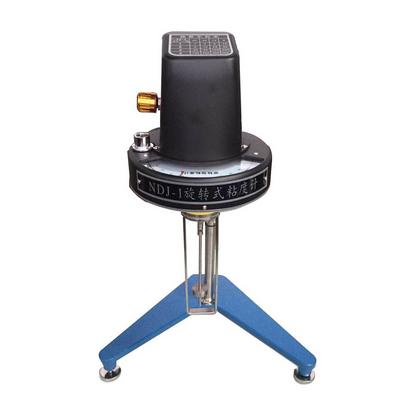 上海精科NDJ-1L旋转式粘度计_上海精密科学仪器有限公司