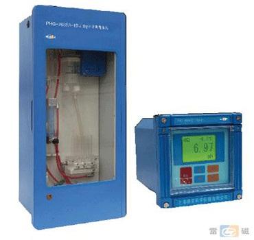 上海雷磁PHG-7685A型工业pH计
