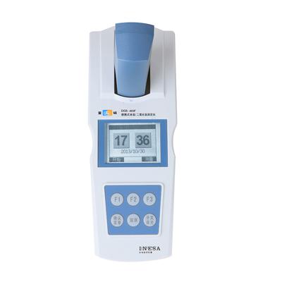 上海精科DGB-403F型便携式余氯二氧化氯测定仪(雷磁)_上海精密科学仪器有限公司