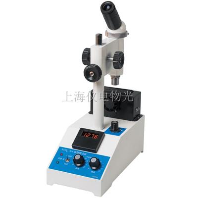 上海精科SGWX-4A显微熔点仪(仪电物光)_上海精密科学仪器有限公司