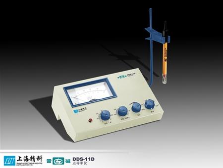 上海雷磁DDS-11D电导率仪