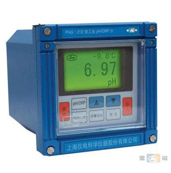 上海雷磁PHG-217D型工业pH/ORP测量控制器