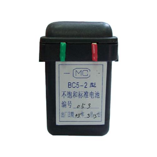 上海正阳BC5/2不饱和标准电池