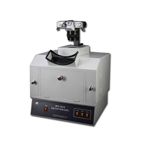 上海精科WFH-201B暗箱式紫外透射反射仪