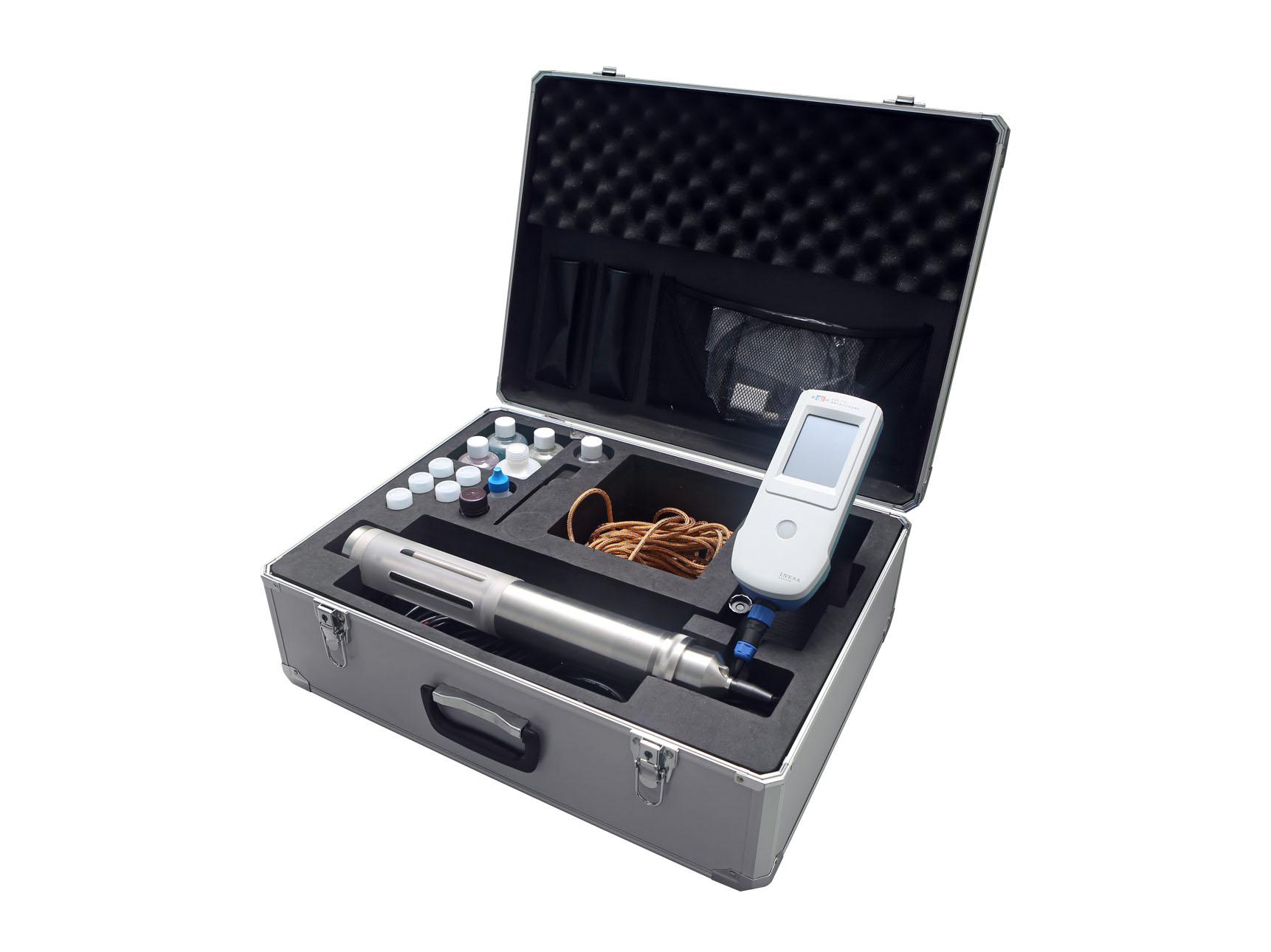 上海雷磁(仪电精科)DZB-715型便携式原位水质监测仪